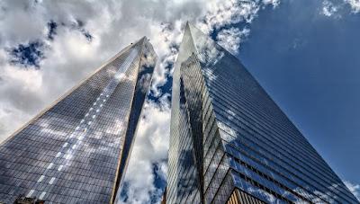 curtain wall-grattacielo-architettura moderna