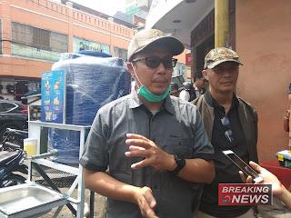Wali Kota Sukabumi H. Achmad Fahmi