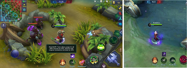 Mobile Legends Buff dan Jungle sedang Update, inilah penjelasannya