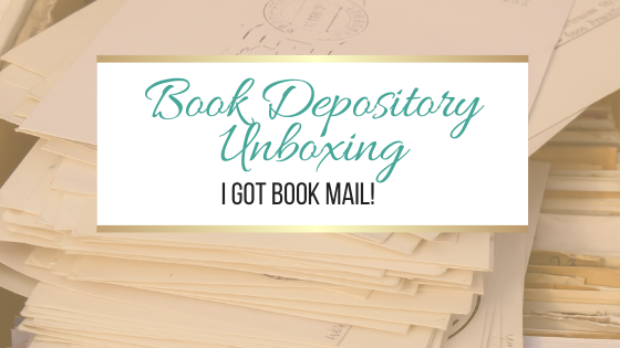 Book Depository Unboxing