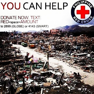Ways to Help YolandaPh victims