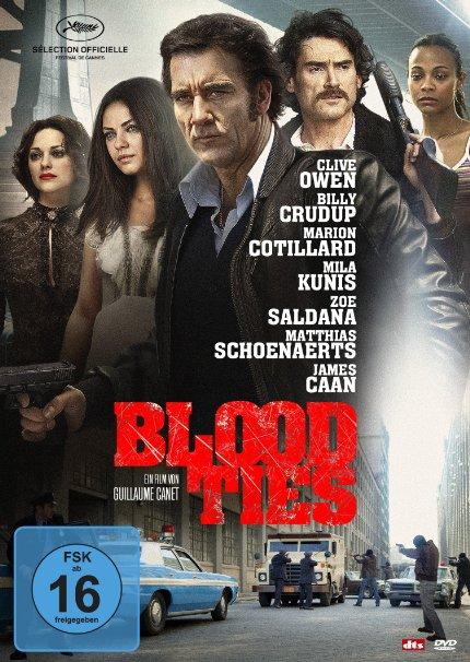 Blood Ties สายเลือดพันธุ์ระห่ำ [HD][พากย์ไทย]