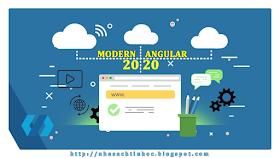 Sharing Modern Angular Course Full Episode 2020