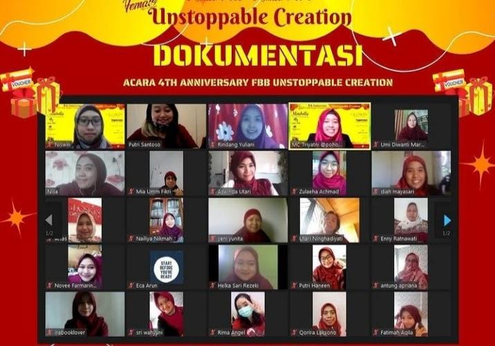 Belajar Optimasi Blog dan IG di Ultah Famale Blogger of Banjarmasin (FBB)