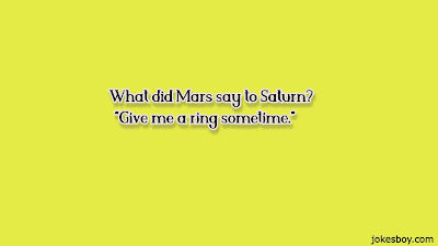 funny space puns