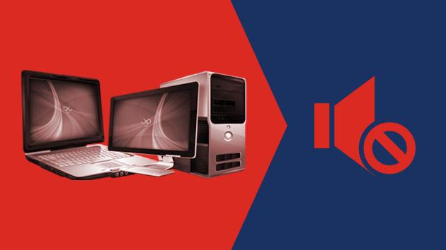 Cara Mengatasi Masalah Komputer atau Laptop Tidak Ada Suara