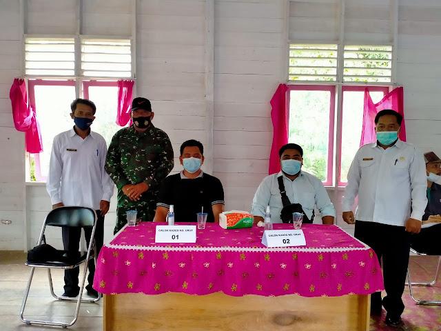 Terpilih Kembali Memimpin Pemerintahan Desa Tumbang Salio, Migun Piandi Sampaikan Terimakasih Atas Kepercayaan Warga