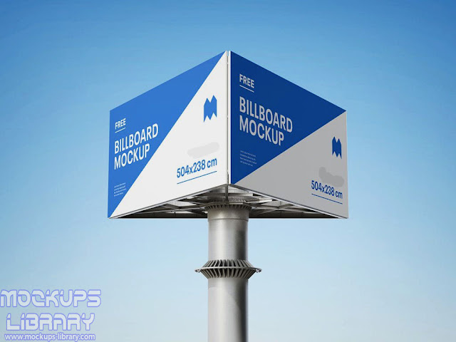 triple billboard mockup 2