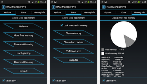 RAM Manager Pro v7.0.1 APK Gratis