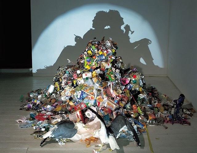 Rubbish, Trash and Garbage