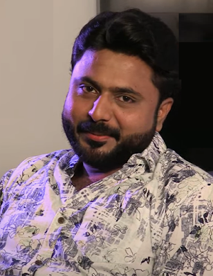Anand Narayanan -actor Malayalam serials