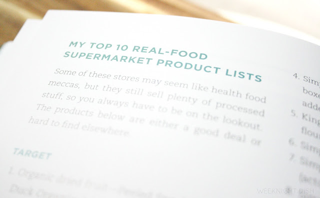 Supermarket lists