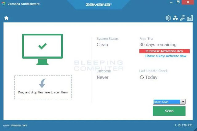Download Zemana AntiMalware