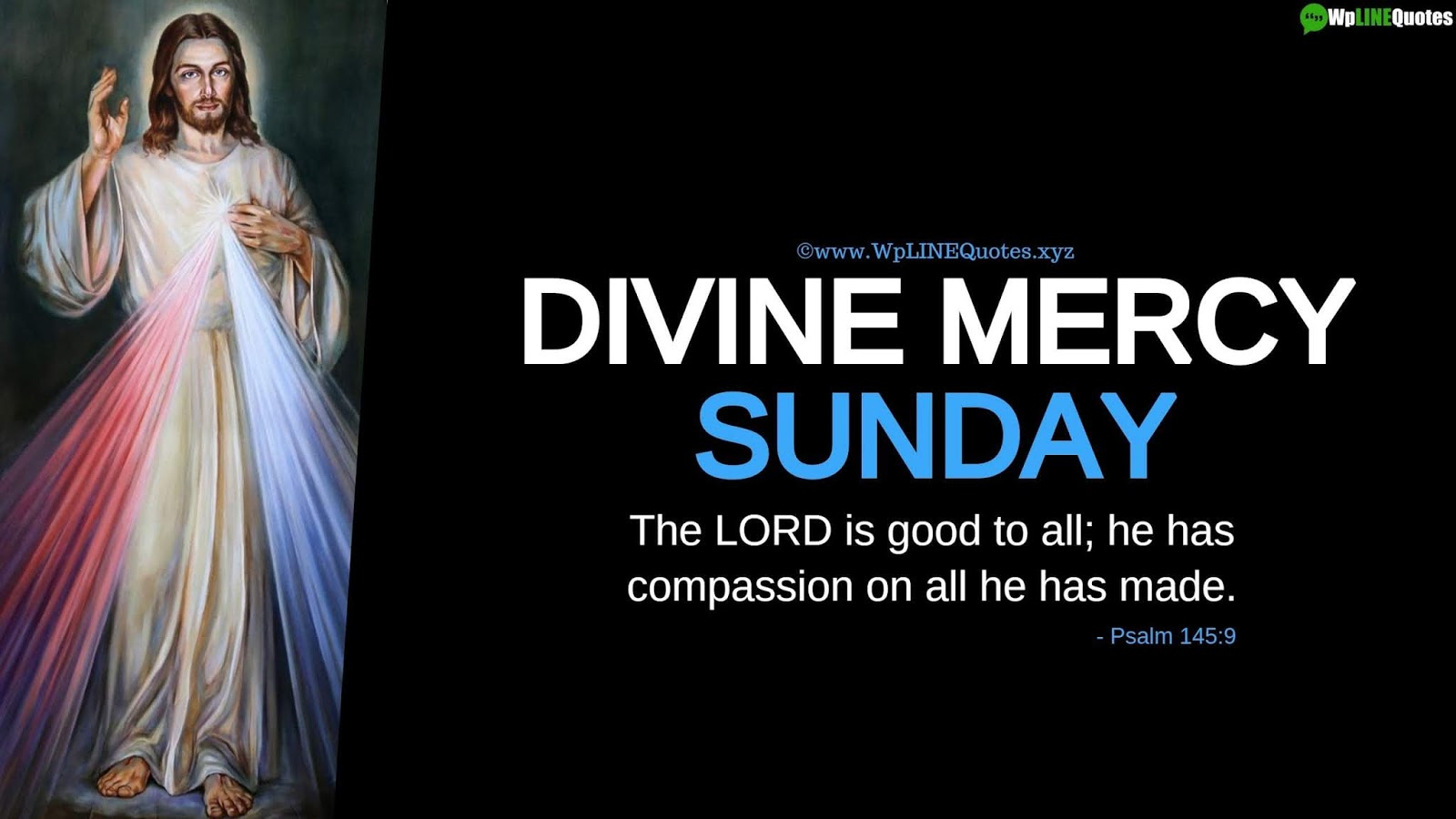 Divine Mercy Sunday Quotes, Wishes, Greetings, Meaning, History, Facts, Images, Pictures