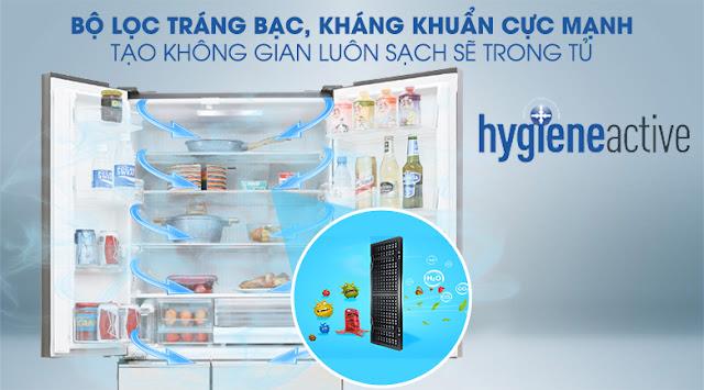 Tủ lạnh Panasonic Inverter 589 lít NR-F603GT-N2