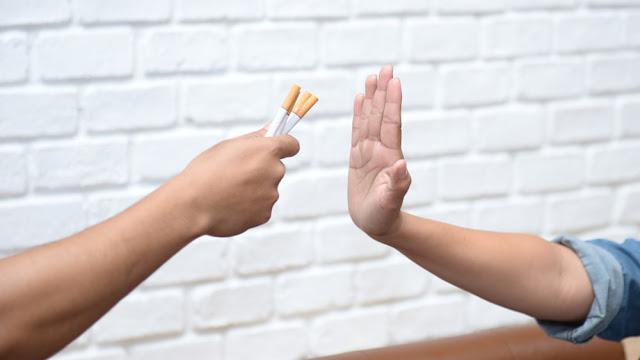 Cara Menghindari Asap Rokok