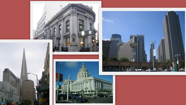 San Francisco - Edificios del Centro - Down Town buildings