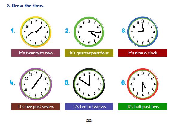 6. Sınıf MEB Yayınları İngilizce 22. Sayfa Cevapları Unit 1 Life