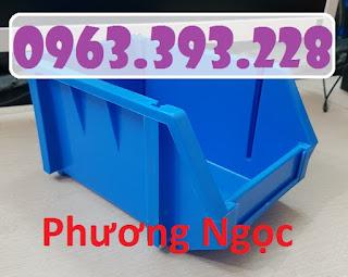 28f2264190f872a62be9 Khay nhựa có tắc kê chống tầng, kệ dụng cụ A6 xếp chồng, khay đựng ốc vít