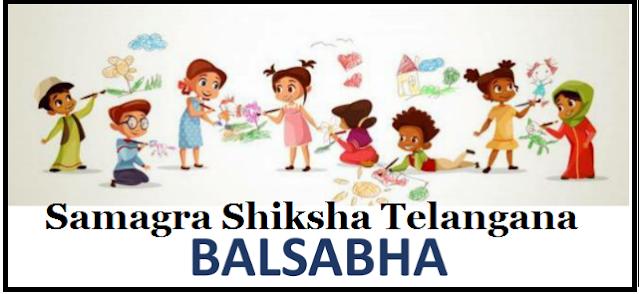 Samagra Shiksha Telangana- Balasabha
