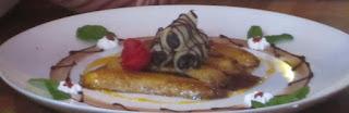 Banana Foster Strada Caffe