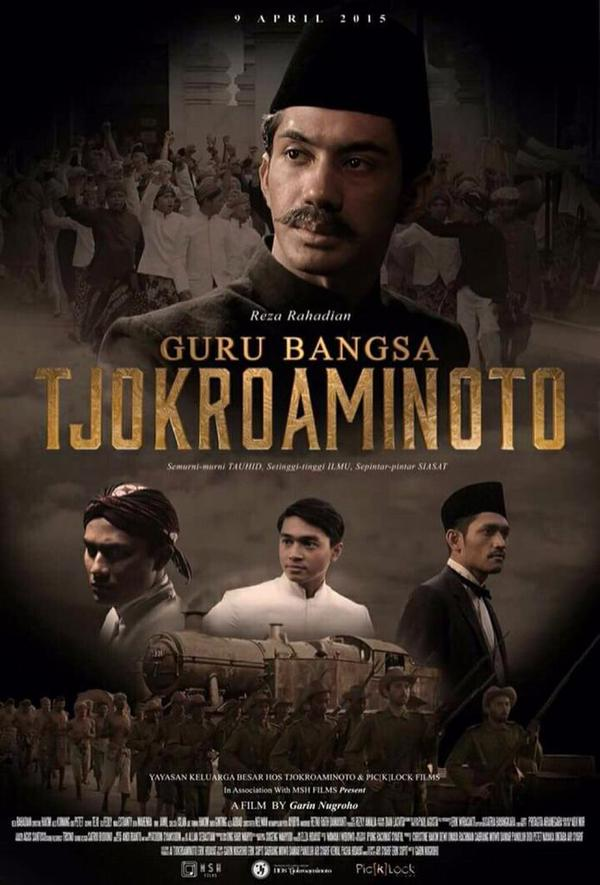 Download Film Guru Bangsa : Tjokroaminoto 2015
