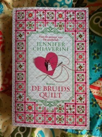 De Bruidsquilt Jennifer Chiaverini.Fabricwonderland De Bruidsquilt