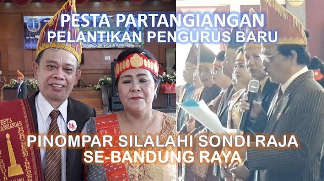 Pesta Partangiangan Pinompar Silalahi Sondi Raja se-Bandung Raya Berlangsung Sukses