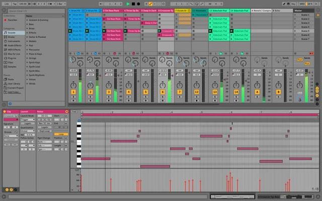 Ableton Live Suite 10.1.17