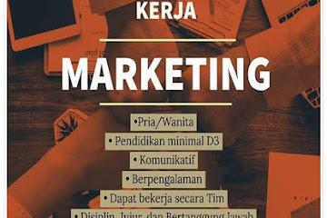 Lowongan Kerja Marketing Majalah Glam Bandung