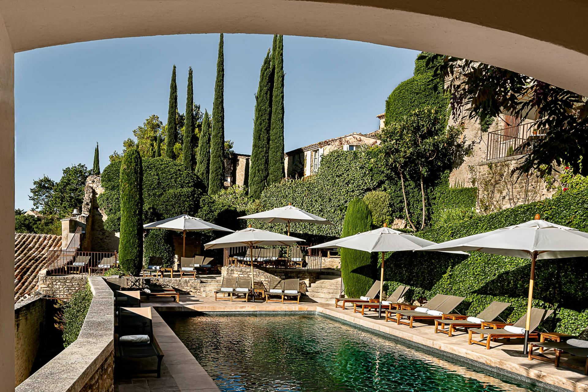 Crillon le Brave, Α hideaway in the heart of Provence