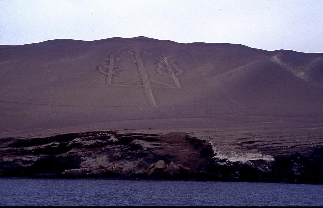 candélabre, Pérou