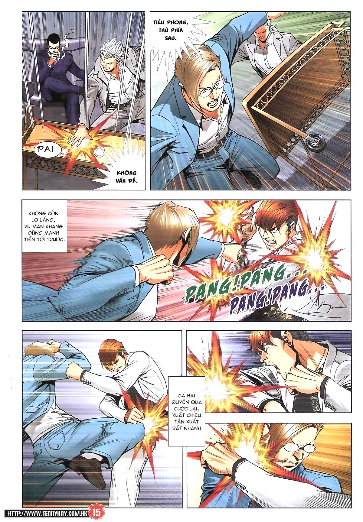 Người Trong Giang Hồ chapter 1889: power thật sự trang 14