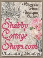 Proud Member of Shabby Cottage Shops