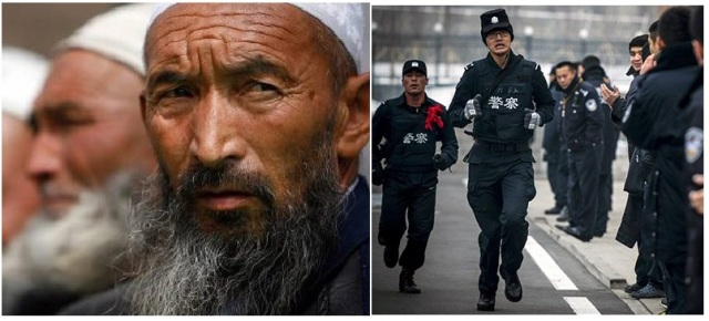 chinese police order muslims to hand over their koran copies