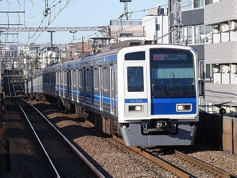 【ダイヤ改正で新設!】西武6000系の特急 所沢行き