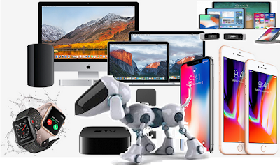iPhone XI iPad 2019 iPad Pro Apple Watch series 4 Apple Watch Bands Apple TV 4K+ 2019 HomePod mini iMac Pro 2 2019 iMac 2018 Mac Pro 2018-2019 MacBook Pro 2018 Mac Mini Apple Pencil 2