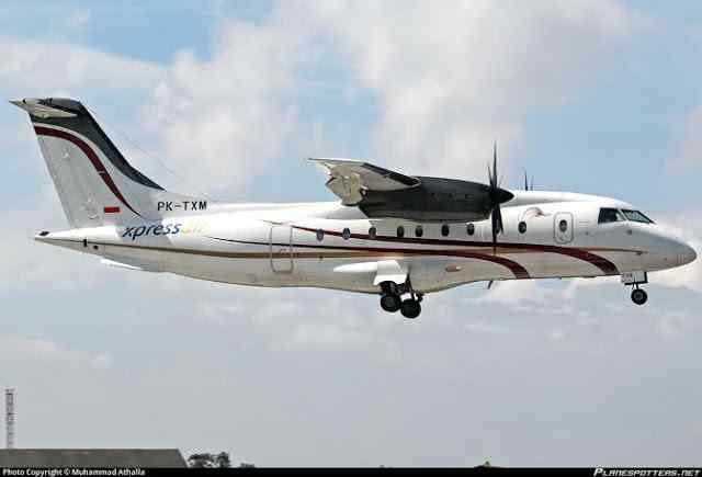 Terbaru Express Air Buka Penerbangan Yogya - Pangkalan Bun (PP)