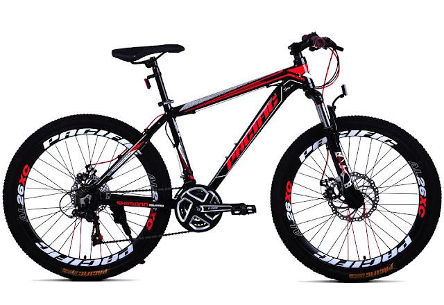 Sepeda MTB PACIFIC INVERT 6.0 Harga Rp : 1.800.000