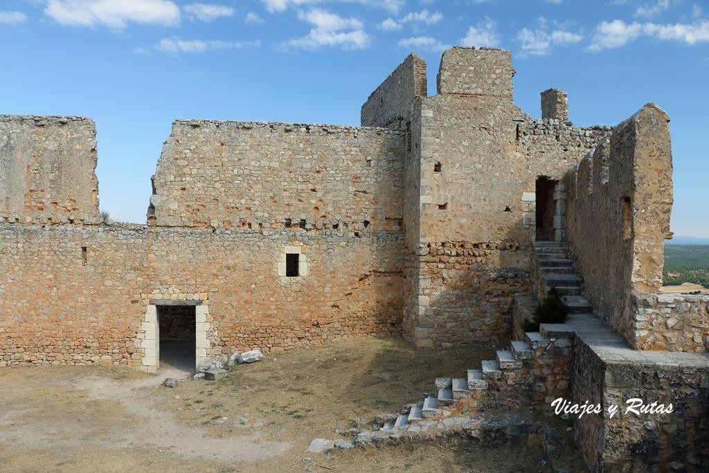 Alcázar del Castillo de Gormaz