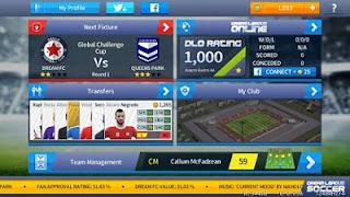 Dream League Soccer 2018 V5.064 Mod Apk Data (Unlimited Money)