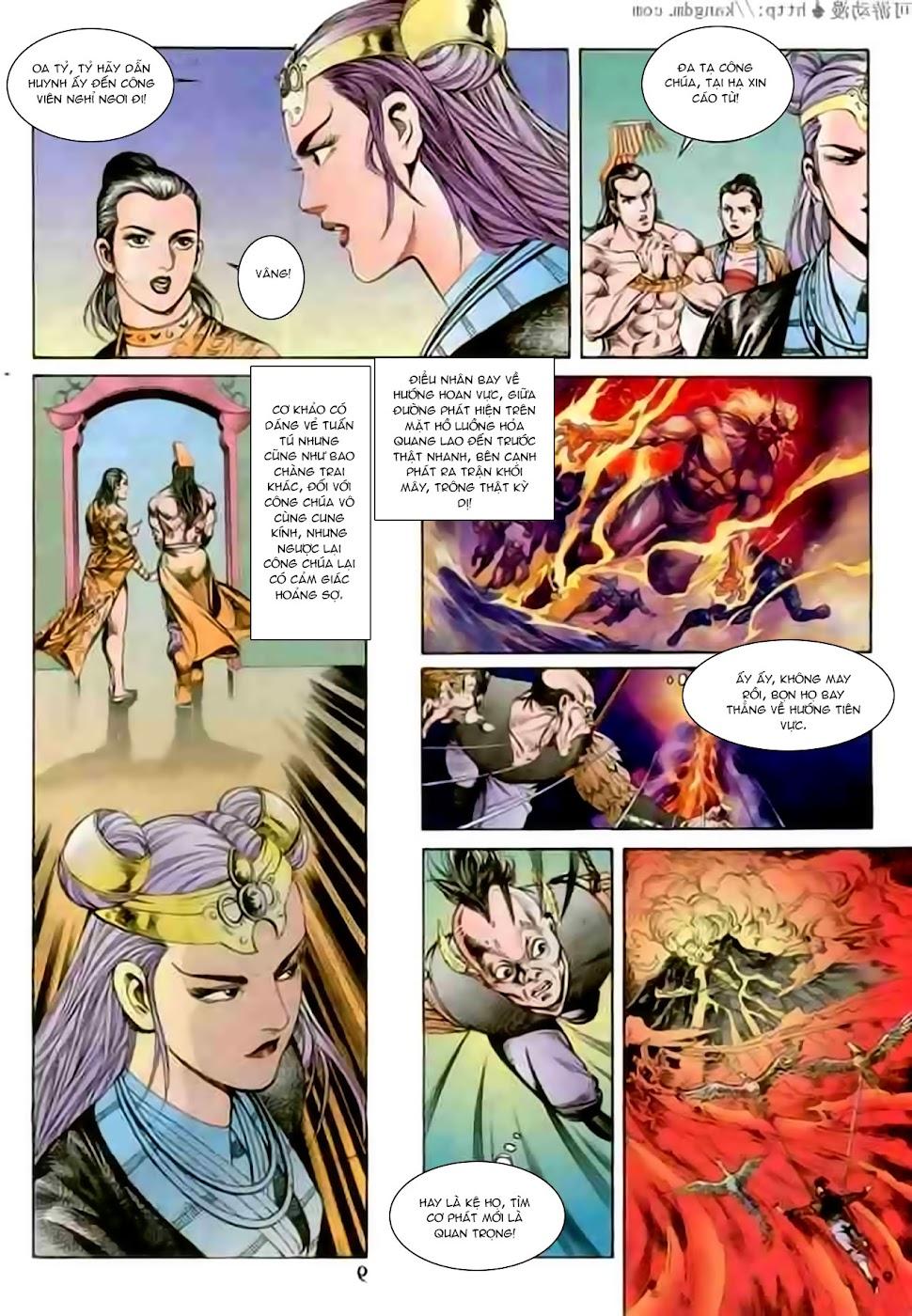 Cơ Phát Khai Chu Bản chapter 105 trang 9