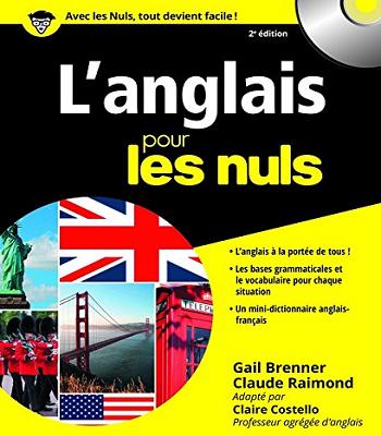 Télécharger L'anglais Pour les Nuls en PDF