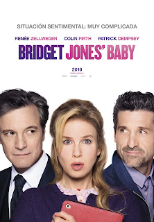 Cartel: Bridget Jones' Baby (2016)