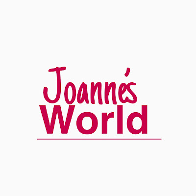 Joanne's World blog logo
