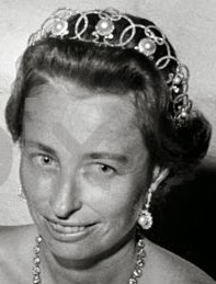 tiara mania princess ingeborg of swedens pearl circle tiara