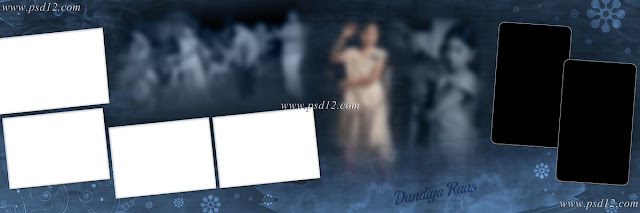 Evergreen 12x36 album PSD series