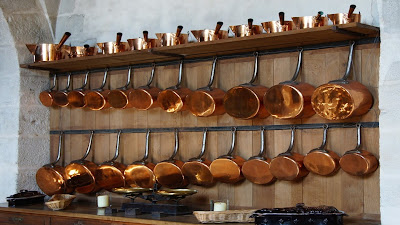 Copper Chef Pans, Kitchenware, Cooking
