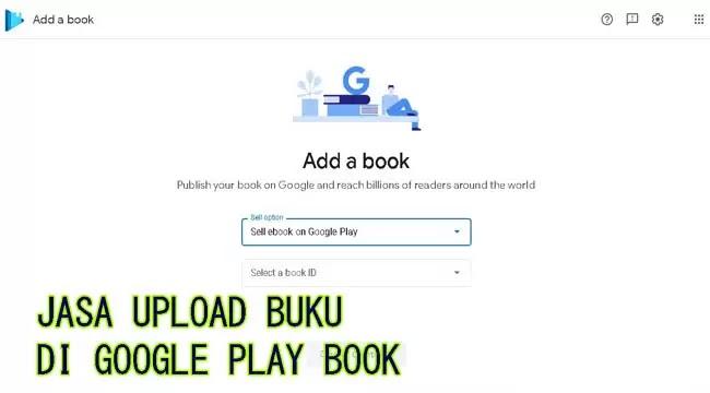 jasa penerbitan buku google play