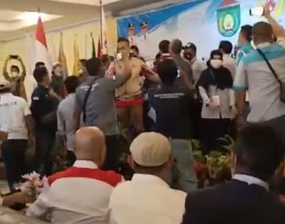 Jun Manurung CS Siapkan Gugatan Pembatalan Hasil Musorkot KONI Prabumulih 2021